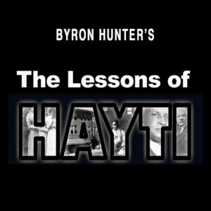 The Lessons Of Hayti
